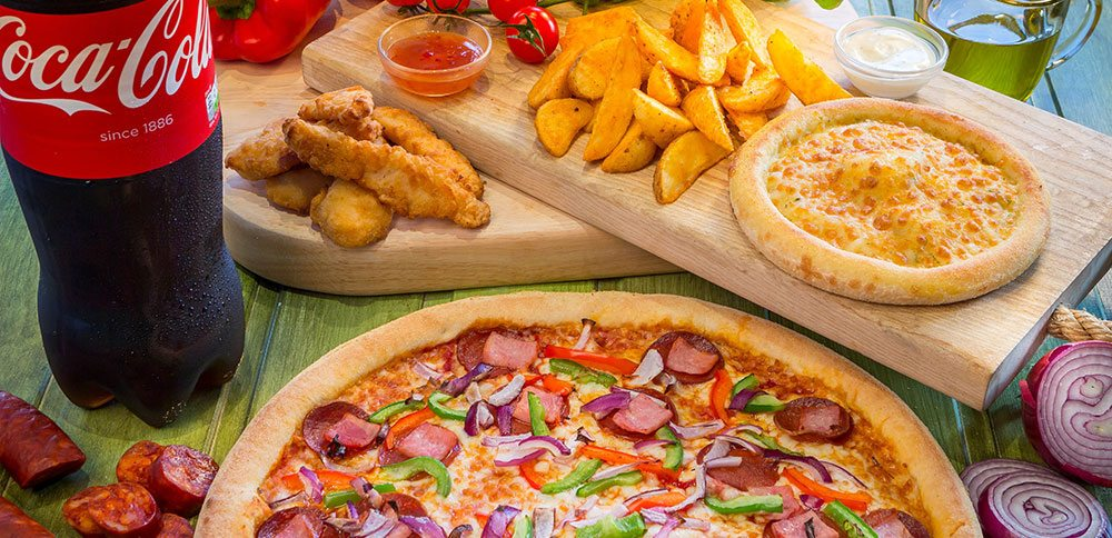 View the full menu from Four Star Pizza in Belfast BT11 9AP and place your order online. Wide selection of Pizza food to have delivered to your door. Skip to menu. Menu. Log in; Mega Meal Deal. Large pizza 2 Regular sides 1 Premium side L Drink (Coca-Cola add 40p extra) Create Your Own. £ + Special Offers/10().