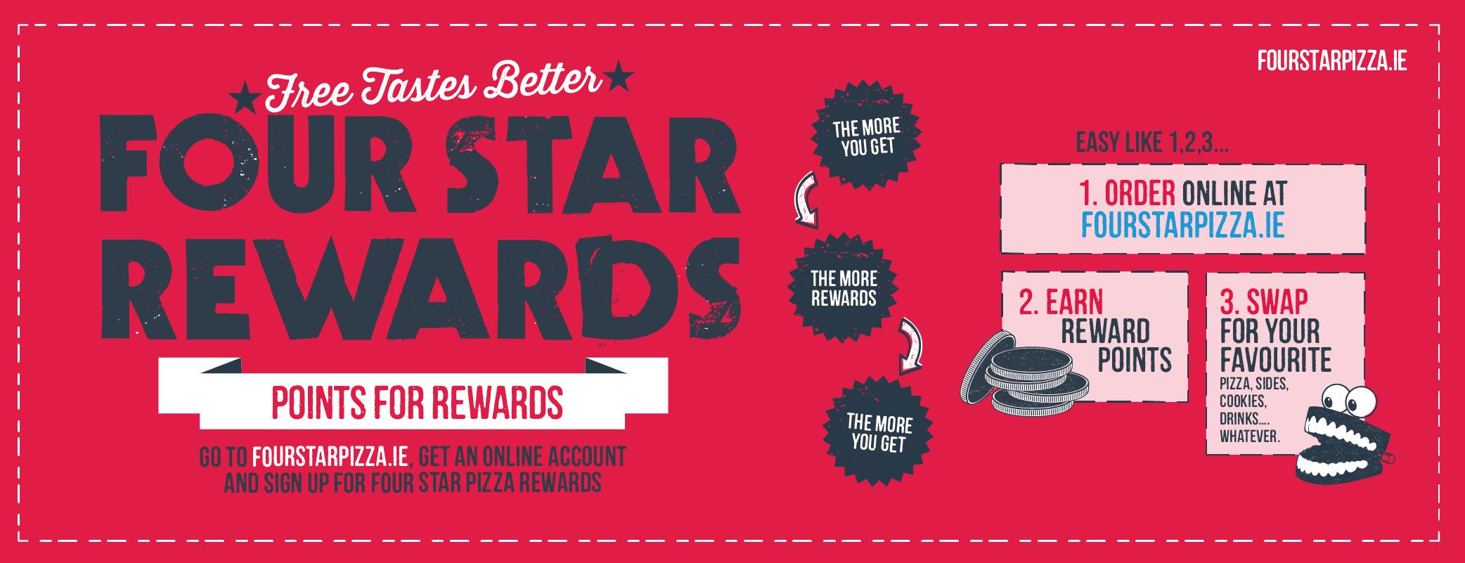 Four Star Rewards IE