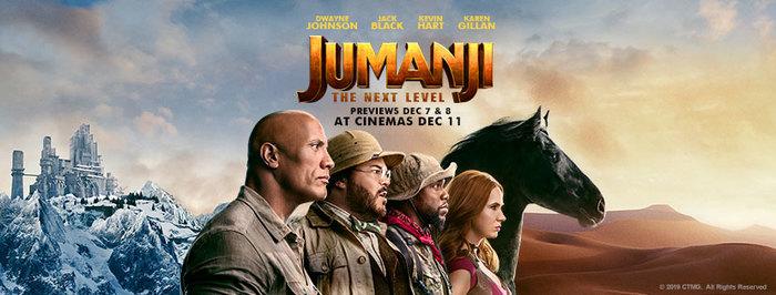 Jumanji Competition